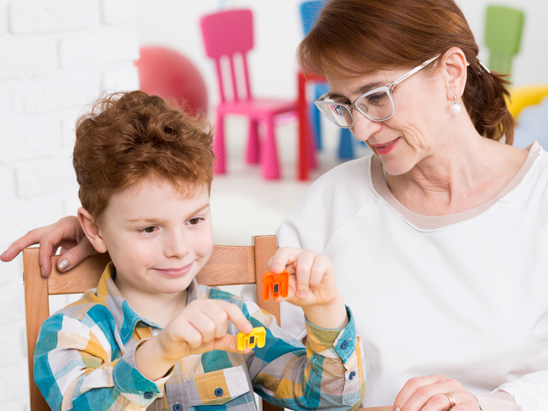 Special Education Sessions